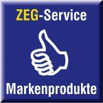 ZEG-Service Markenprodukte